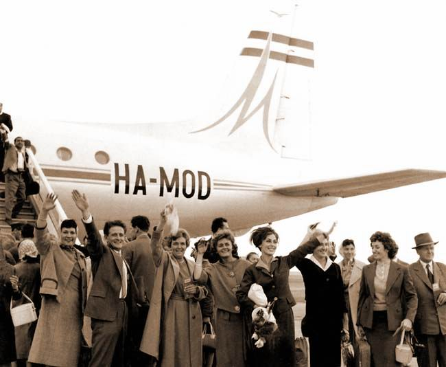 Búcsú   © AIRportal.hu