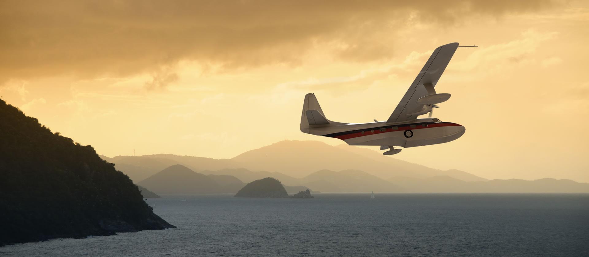 Az új Mallard számítógépes látványterven (Forrás: Mallard Aircraft). | © AIRportal.hu