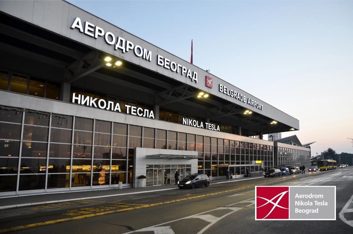 A Nikola Tesla repülőtér utasforgalma az idei év elejétől fogva növekvő tendenciát mutat. Vajon ez meghozhat egy esetleges transzatlanti járatot? (Fotó: Aerodrom Nikola Tesla) | © AIRportal.hu