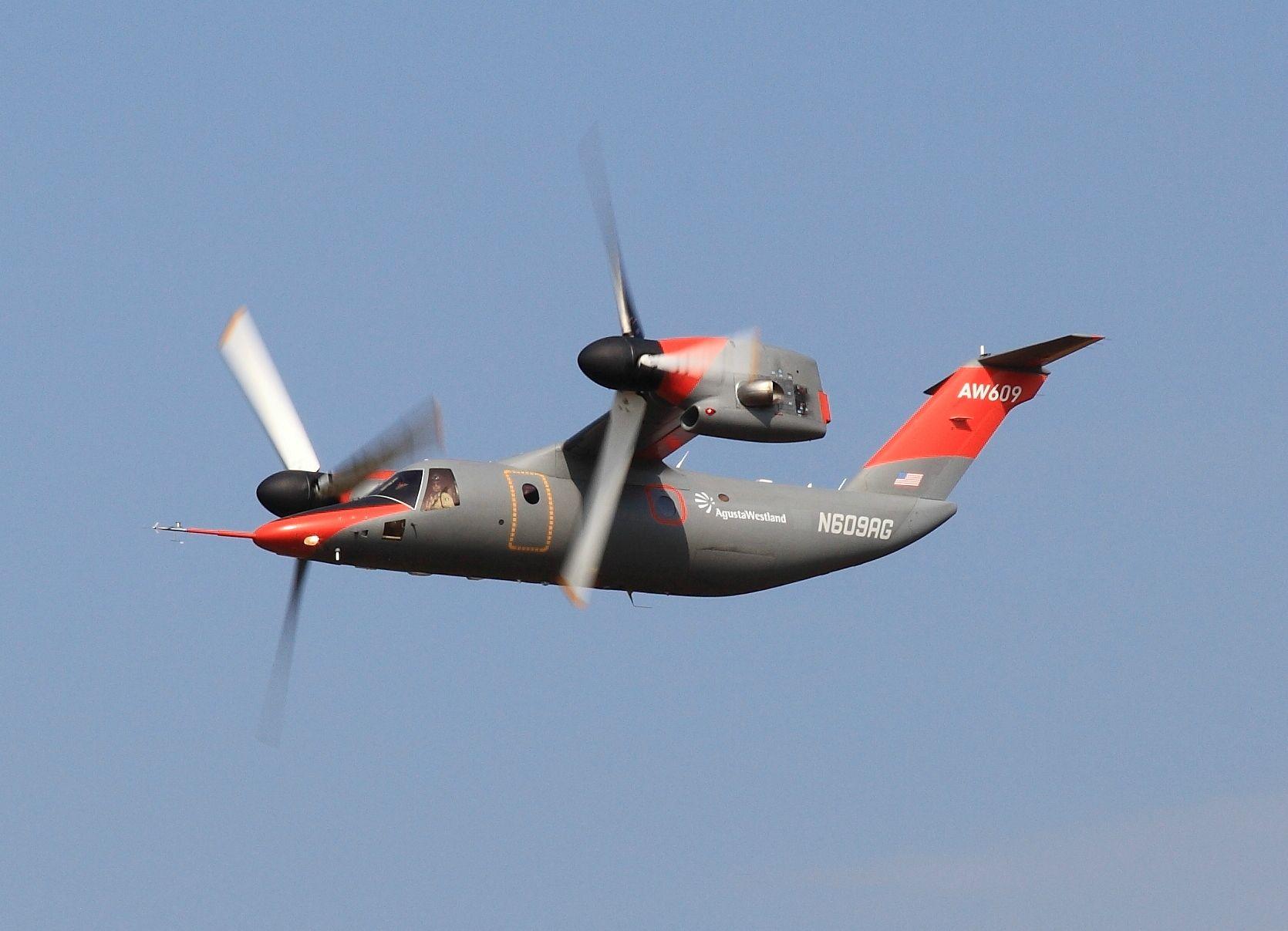 A kettes számú, utólag módosított prototípus. (Fotó: AgustaWestland) | © AIRportal.hu