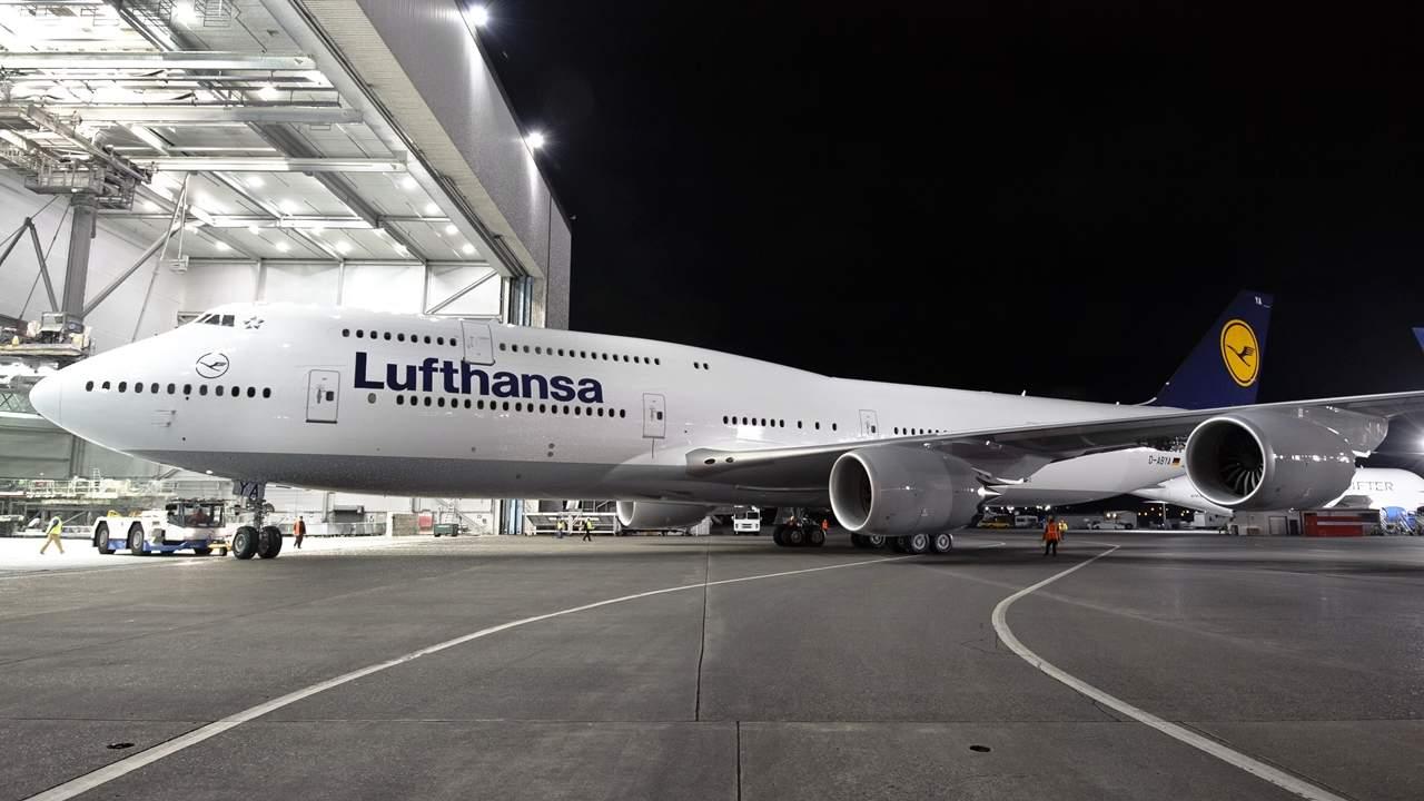 A Lufthansa egyelőre az egyedüli Boeing 747-8I üzemeltető. (Fotó: Boeing Company)   © AIRportal.hu