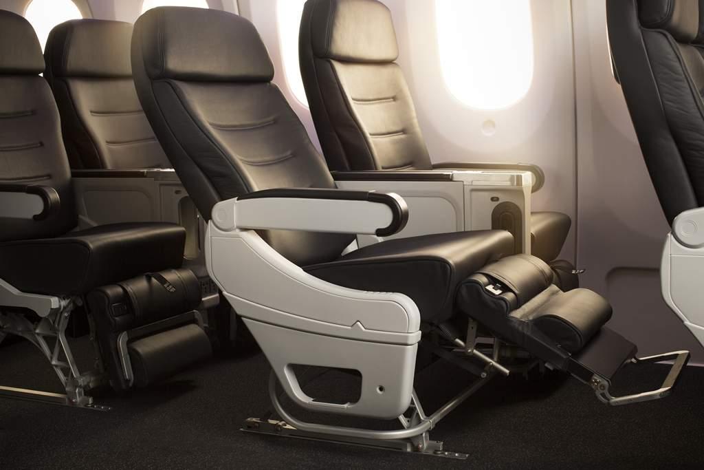 A Premium Economy ülések. (Fotó: Air New Zealand)   © AIRportal.hu