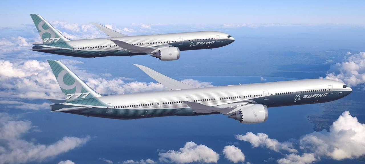 A nagy szélestörzsűek közül a 777-X család lesz a legfontosabb termék a Boeing kínálatából. (Fotó: Boeing Company) | © AIRportal.hu