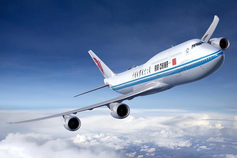 Air China B-747-8I rendering. (Forrás: Boeing Company)   © AIRportal.hu