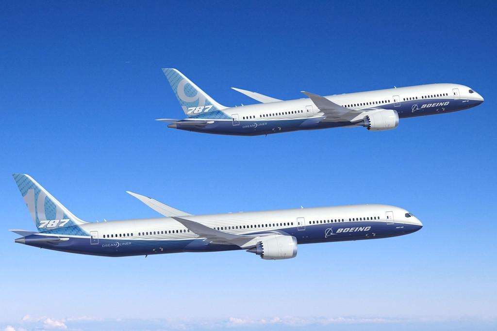 A 787-10-esnek 5.5 méterrel hosszabb a törzse a 787-9-eshez képest, az alaptípus 8-as szériához mérten pedig 11.6 méter a különbség. (Fotó: Boeing Company) | © AIRportal.hu
