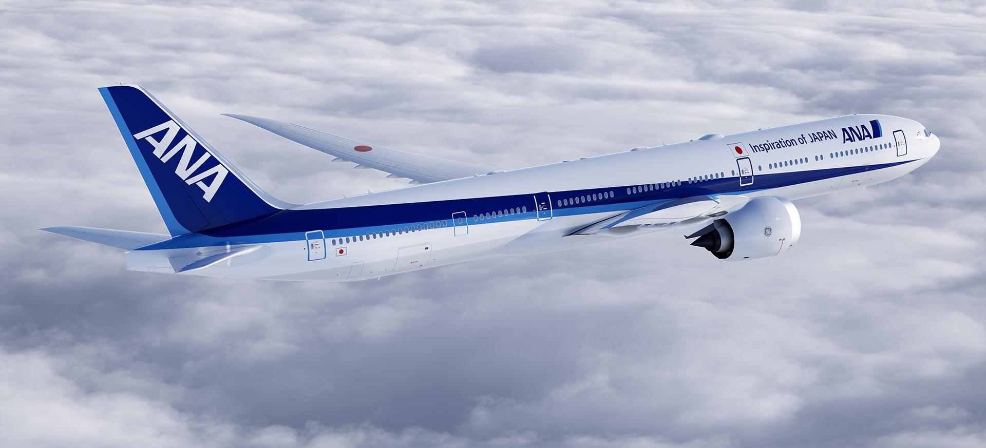 A 777-9X látványterv nagyobb felbontásban. (Forrás: Boeing Company)   © AIRportal.hu
