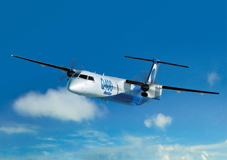 A Q400-as kítünő adottságokkal rendelkezik az orosz klimatikus viszonyok leküzdéséhez. (Forrás: Bombardier)   © AIRportal.hu