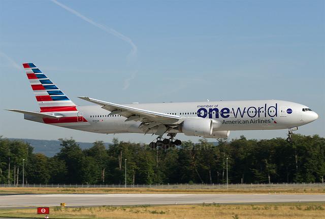 Az American Airlines minden bizonnyal igyekszik tovább csökkenteni a kiadásait, mely a legutolsó pénzügyi jelentés alapján sikerült is a cégnek. (Fotó: Szalmási Szabolcs - AIRportal.hu)   © AIRportal.hu