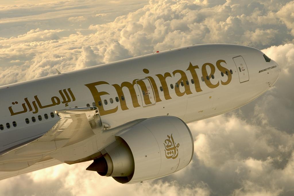 Az Emirates flottájában tíz darab Boeing 777-200LR teljesít szolgálatot. (Fotó: Emirates) | © AIRportal.hu