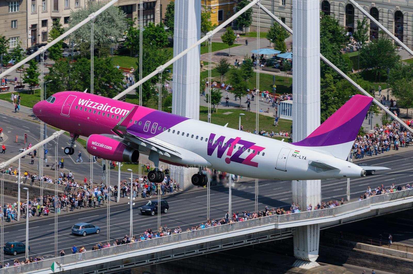 Úgy tűnik, hogy a Wizz Air ukrán ágazata egyelőre nem lesz szenvedő alany. (Fotó: Kovács Gábor - AIRportal.hu) | © AIRportal.hu