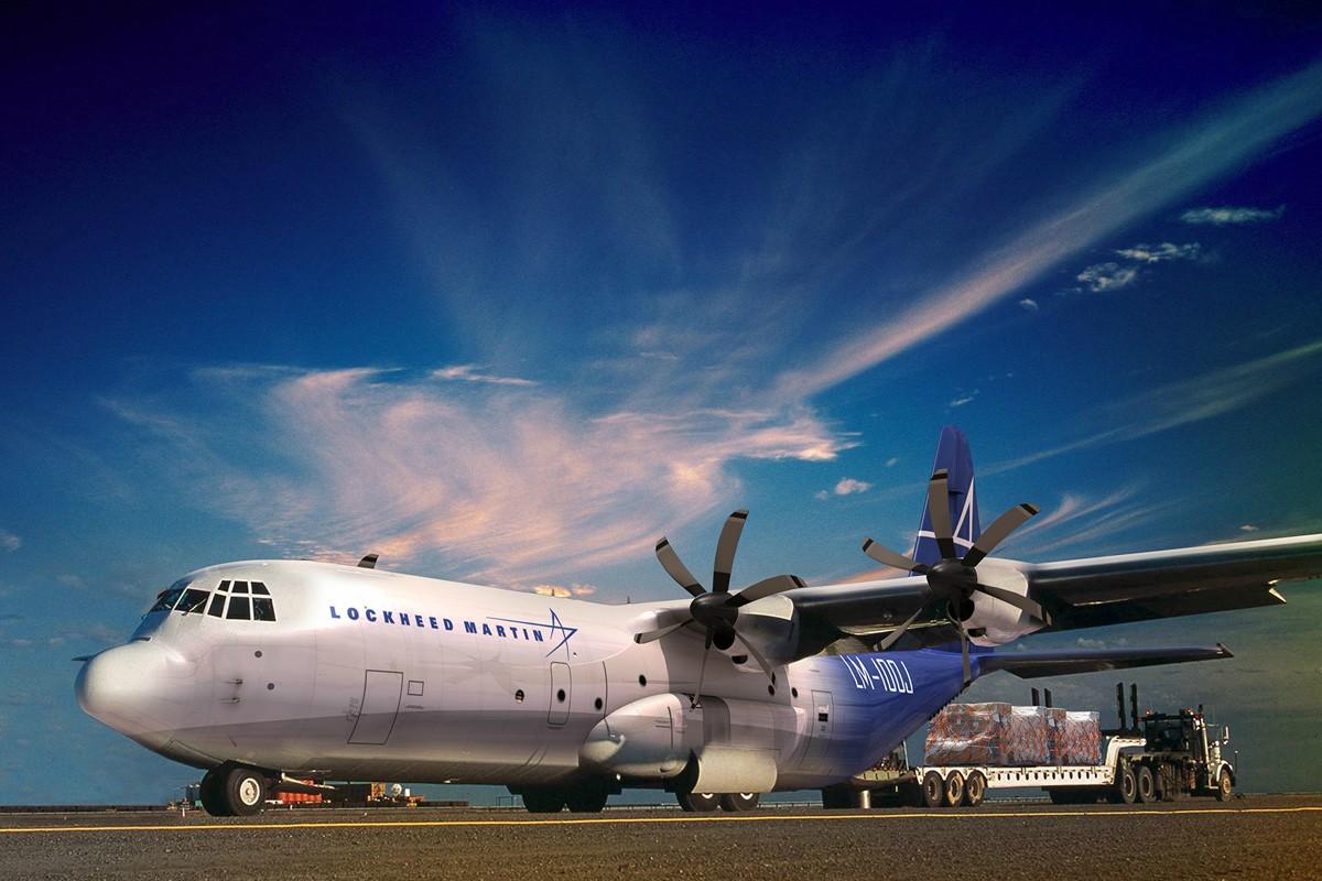 A típuscsalád tovább bővül: íme az LM-100J. (Forrás: Lockheed Martin)   © AIRportal.hu