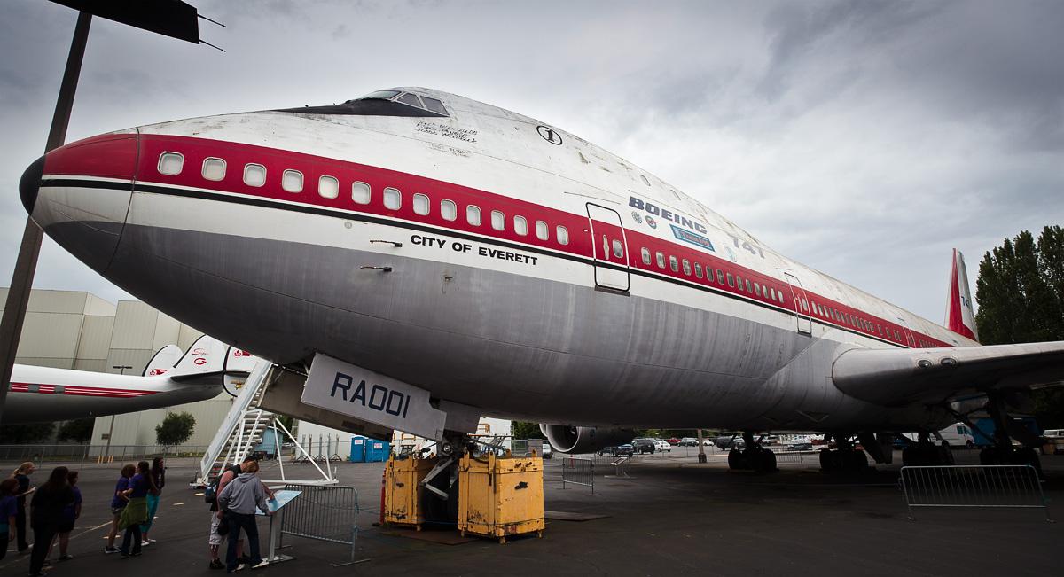 Ilyen kopottan néz ki a gép napjainkban, a múzeum területén. (Fotó: Angelo De Santis - Wikimedia)   © AIRportal.hu
