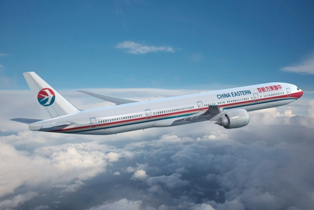 China Eatern Airlines Boeing 777-300ER látványterv. A típus összesen 316 utas szállítására lesz alkalmas a társaság konfigurációjában. (Forrás: Boeing Company)   © AIRportal.hu