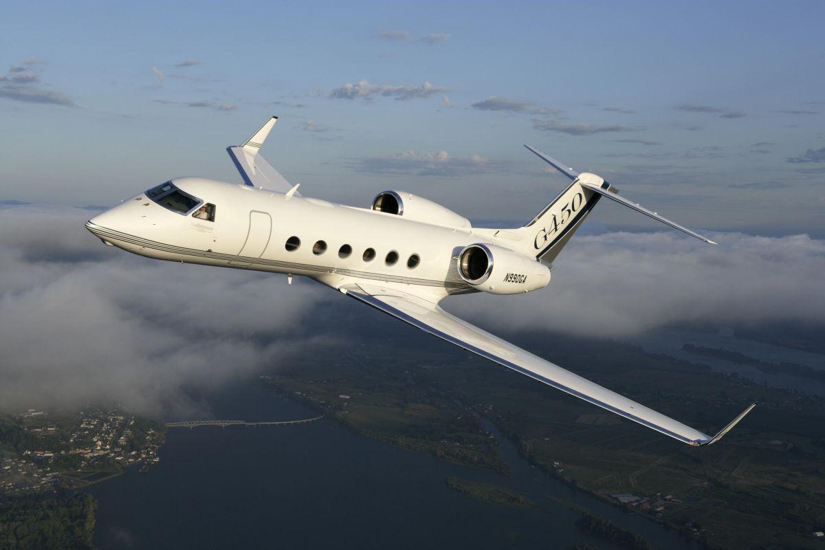 Hamarosan váltótípus küldheti nyugdíjba a G450-est (Forrás: Gulfstream Aerospace) | © AIRportal.hu