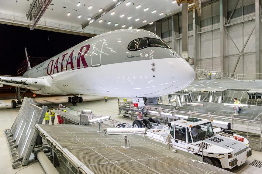 A képre kattintva galéria nyílik! (Fotók: Qatar Airways)   © AIRportal.hu