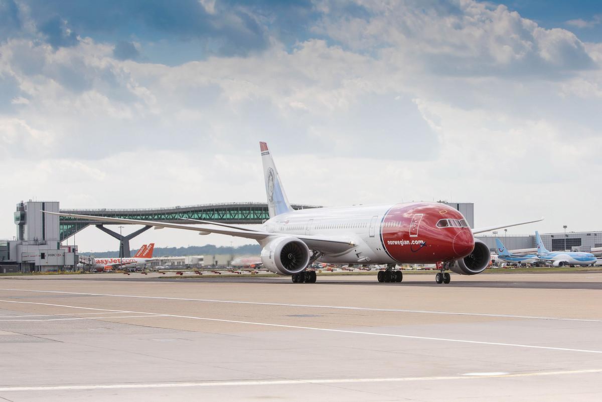 A norvég low-cost légitársaságnál már több mint 1 éve közlekednek a hosszútávú járatok, de vajon a jövőben is sikeresek lehetnek? (Fotó: Steve Bates - Creative Commons Attribution) | © AIRportal.hu