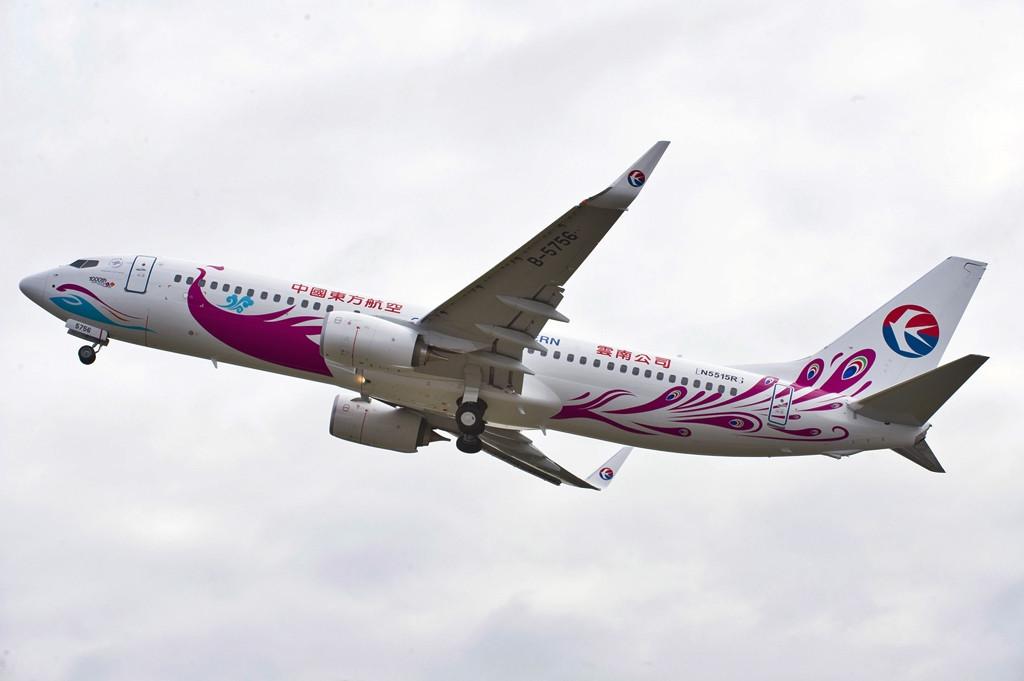 A Boeing tavaly márciusban adta át az ezredik repülőgépét kínai légitársaság számára, amely egy 737-800NG volt. (Fotó: Boeing Company)   © AIRportal.hu