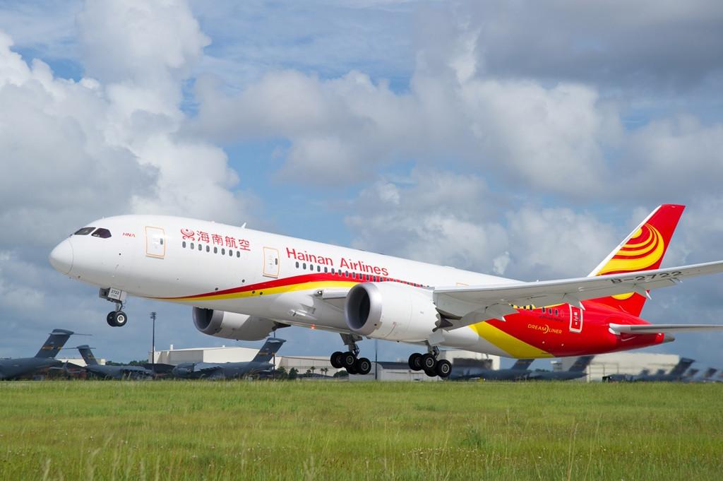 A Boeing tanulmánya szerint a kisebb, 200-300 üléses szélestörzsűek, mint amilyen a Dreamliner is, lesznek a legkeresettebbek Kínában. (Fotó: Boeing Company)   © AIRportal.hu