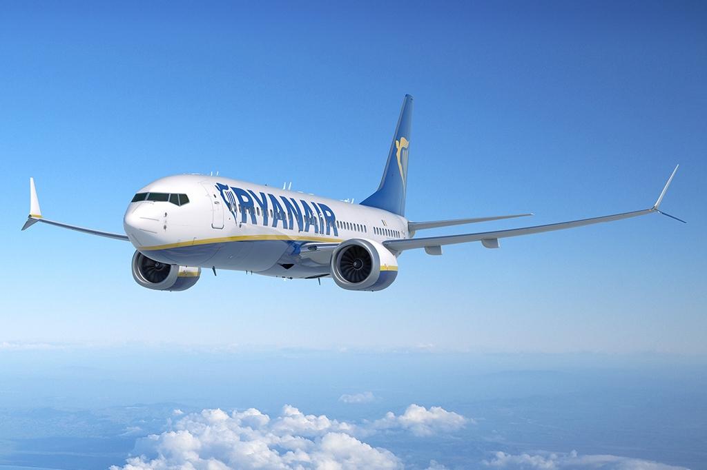 A Ryanair lesz a 737 MAX 200 indító légitársasága 2019-ben. A típus maximális utasbefogadó képessége kétszáz fő, de... (Fotó: Boeing Company) | © AIRportal.hu
