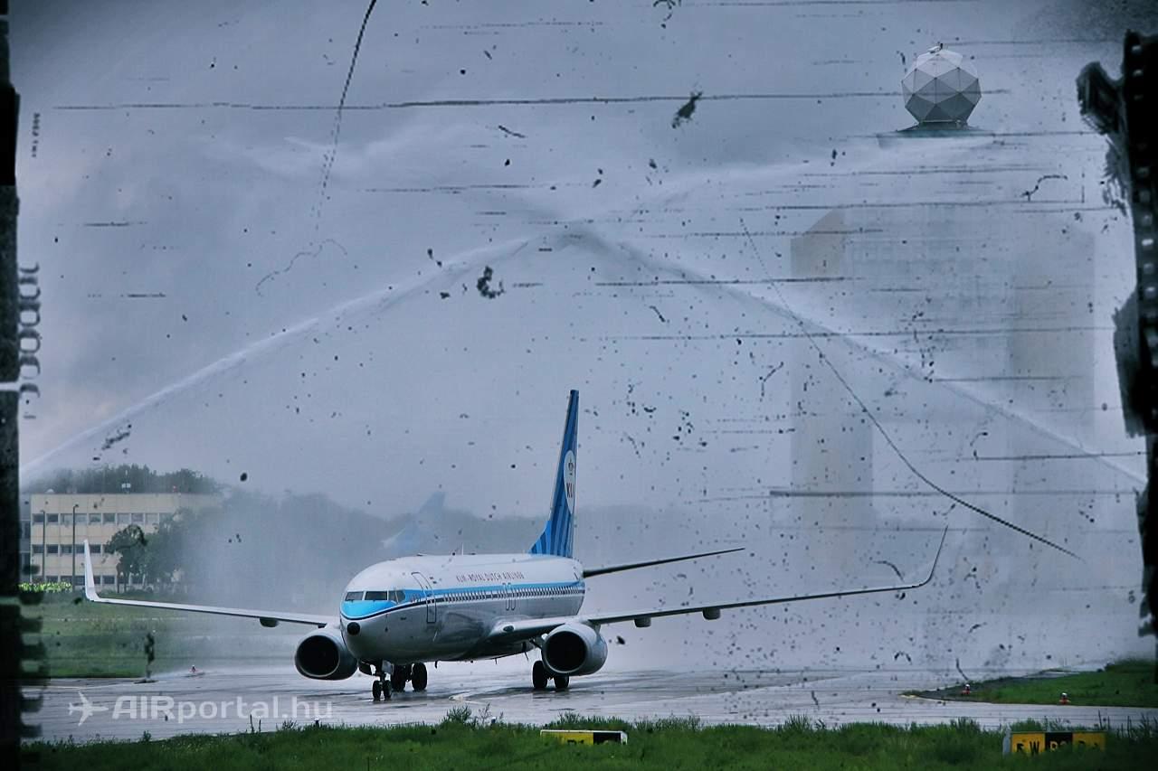 KLM retro II. (Fotó: Csemniczky Kristóf - AIRportal.hu) | © AIRportal.hu