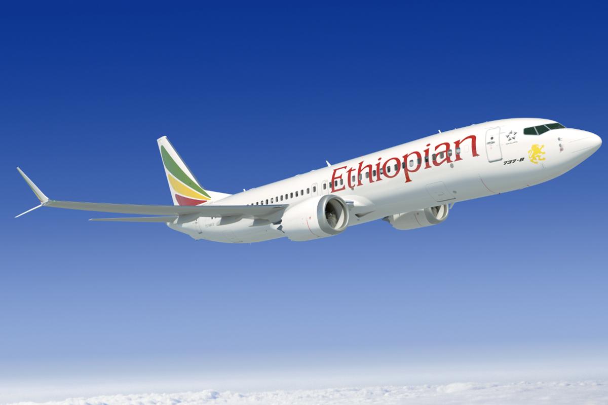 A Boeing 737 MAX-8 érkezése az Ethiopian fejlődési stratégiájának a szerves része lehet. (Forrás: Boeing Company) | © AIRportal.hu