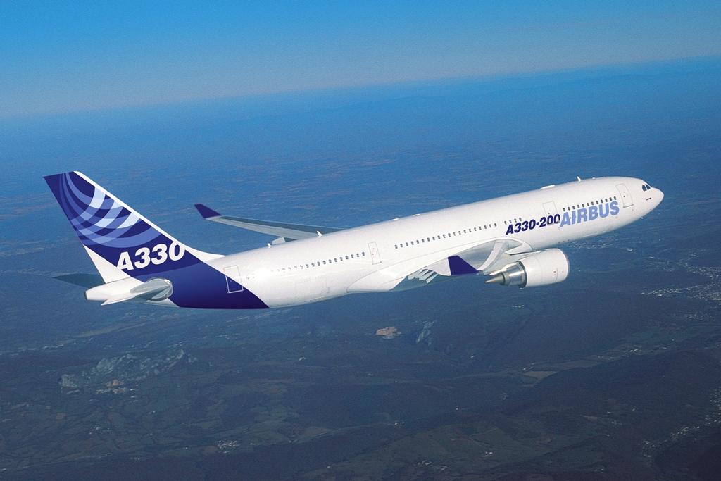 A330-200-as repülés közben. (Fotó: Airbus) | © AIRportal.hu