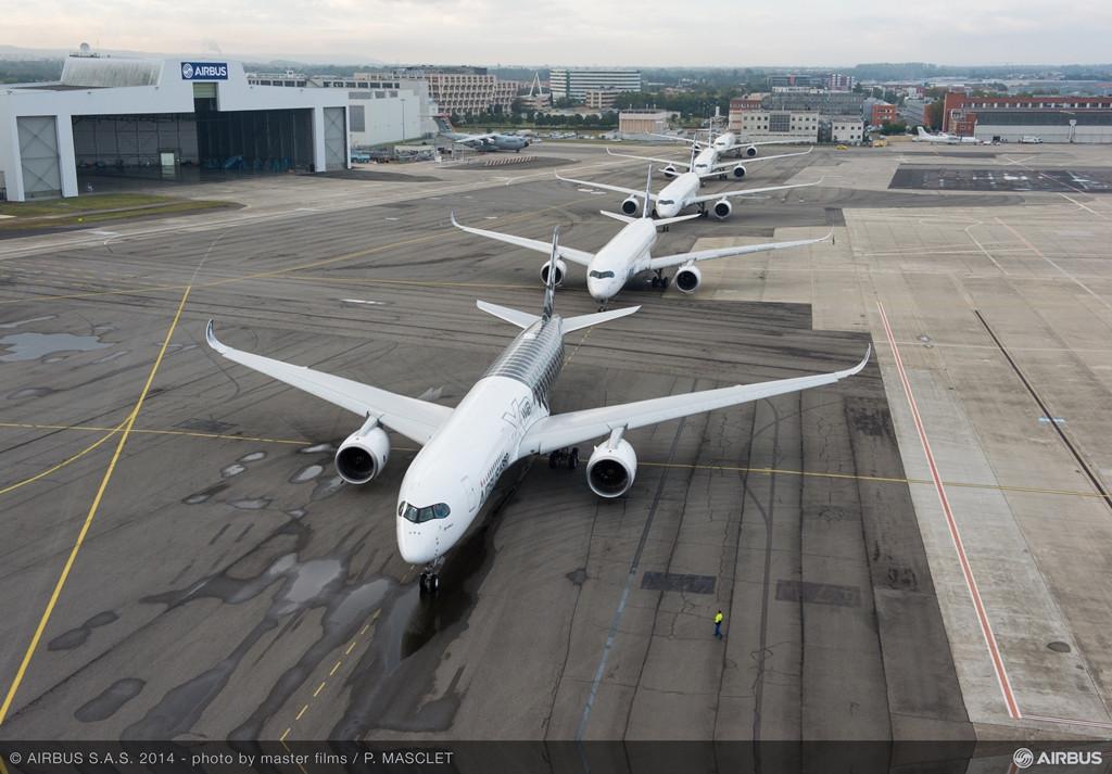 Az Airbus összesen öt repülőképes prototípust épített. (Fotó: Airbus) | © AIRportal.hu