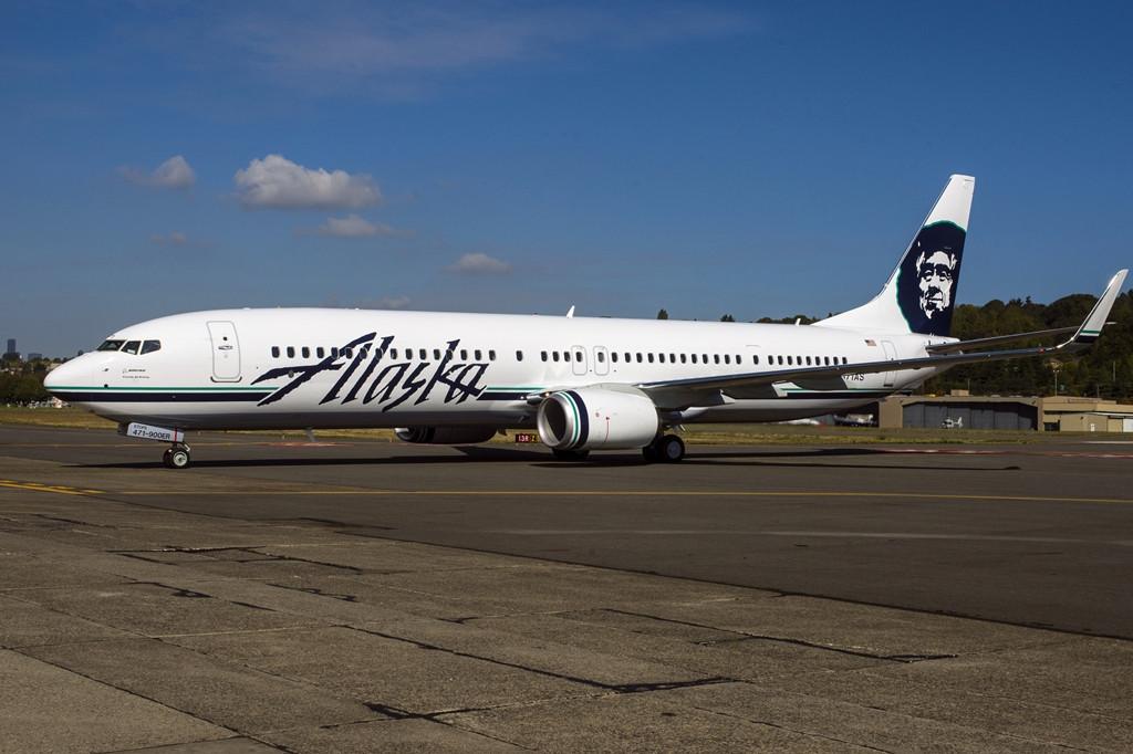 Alaska Airlines Boeing 737-900ER (Fotó: Boeing Company)   © AIRportal.hu
