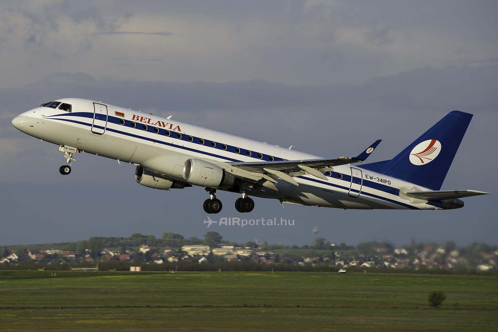 Vajon milyen pozíciót szánna a belarusz kormány az új légitársaságnak? (Fotó: Bodorics Tamás - AIRportal.hu) | © AIRportal.hu