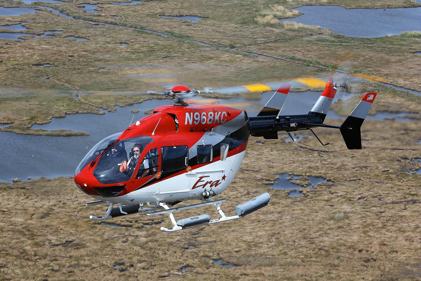 EC-145 (Fotó: Airbus Helicopters) | © AIRportal.hu