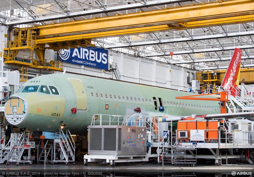 A VietJetAir még az év vége előtt megkapja a képen látható gépet. (Fotó: Airbus) | © AIRportal.hu