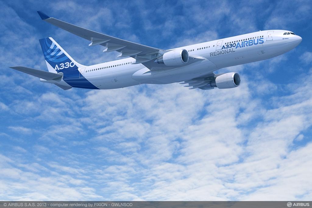 Az A330 Regional program elindításában erőteljes érv volt a kínai belföldi légiforgalom növekedése. (Fotó: Airbus) | © AIRportal.hu