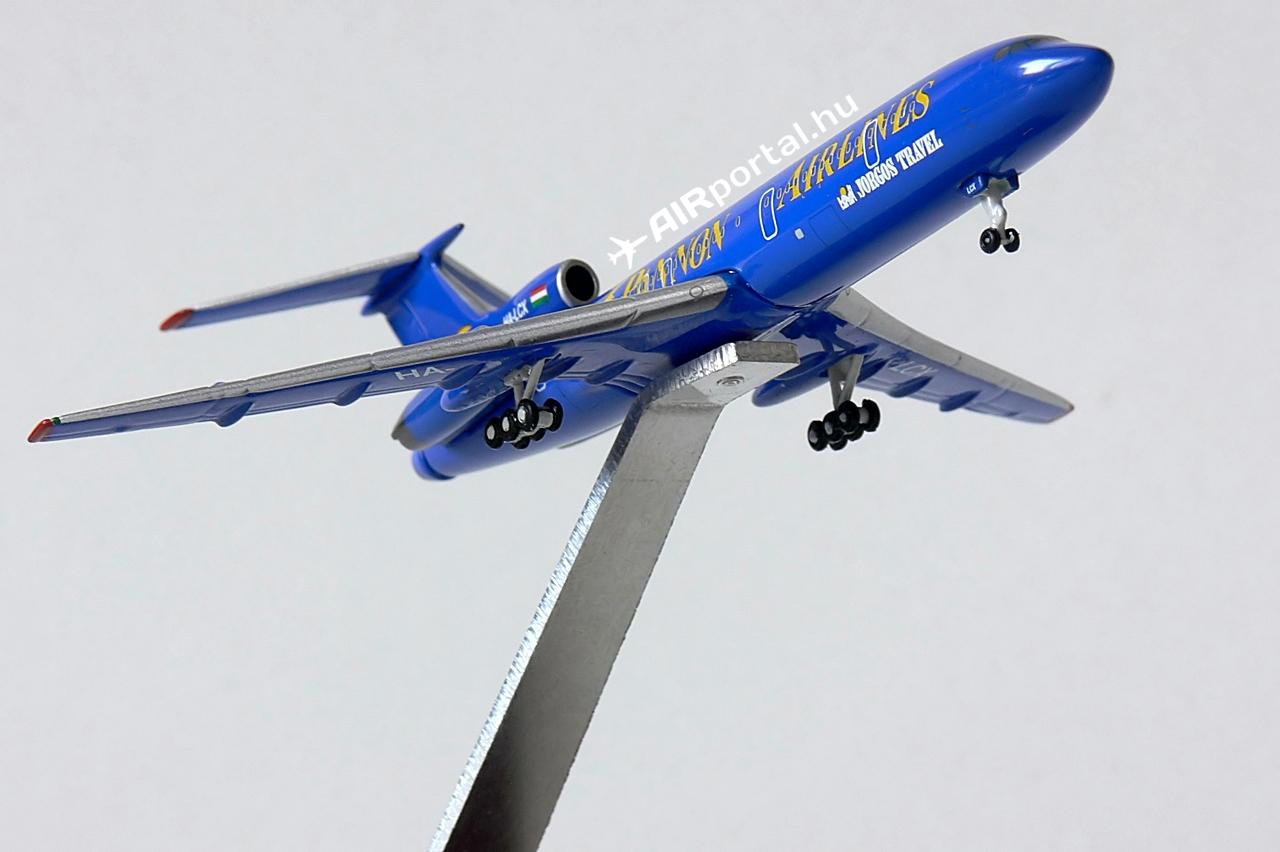 A Pannon Airlines charter járatai legfőképpen Görögországba, Törökországba és Spanyolországba közlekedtek, de voltak izraeli járataik is. Működésük első négy hónapja alatt összesen negyvenezer utast szállítottak. Az egyetlen Tu-154-esük ez idő alatt havi szinten átlagosan 120 órát töltött a levegőben. A légitársaság működése során nemcsak ki-, hanem beutaztatással is foglalkozott, valamint voltak ún. különjárataik is: előfordult, hogy a Magyar Állami Operaház spanyolországi útját is a Pannon bonyolította.   © AIRportal.hu