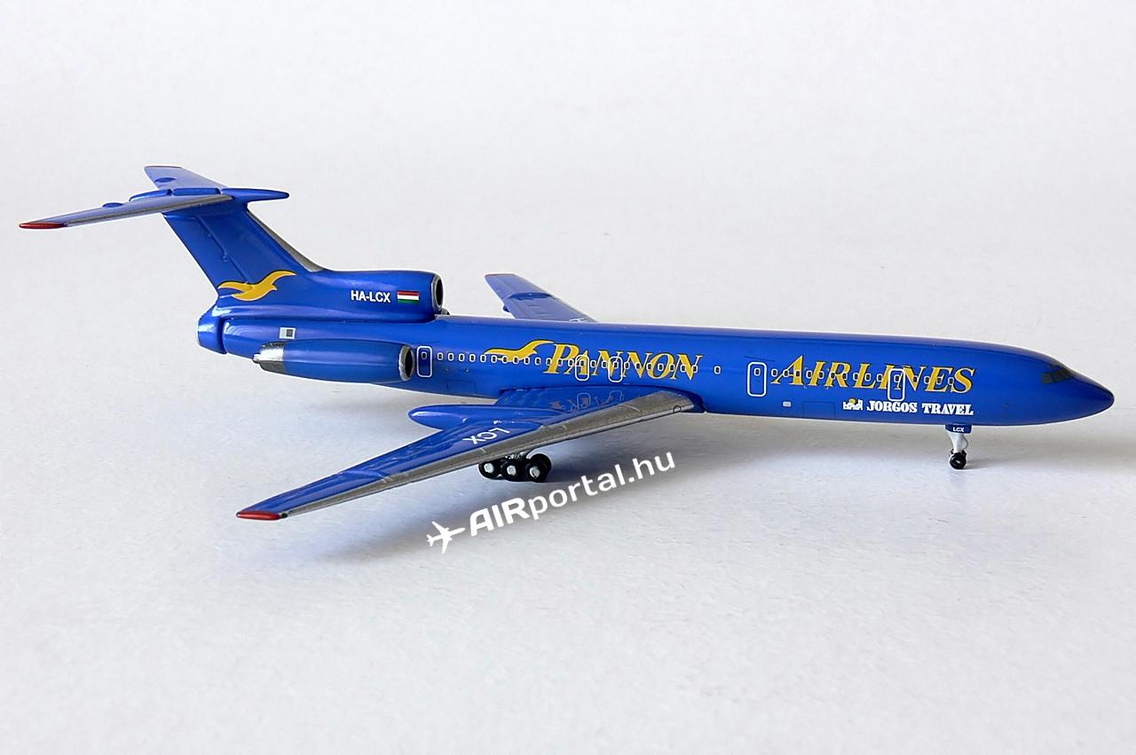 A kedvezőtlen piaci körülmények következtében a Pannon Airlines két évi működés után, 2002 májusában felszámolta magát. Akkori közlésük szerint az előző év szeptemberi amerikai terrortámadások során kialakult helyzet nagyon kedvezőtlenül érte a társaságot, több előre lefoglalt járatukat az utazásszervezők visszamondták. A hárommillió forintos alaptőkével bejegyzett, magyar tulajdonban lévő Pannon Airlines 2002. május 27-én megszűnt.   © AIRportal.hu