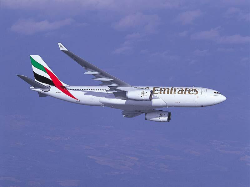 A budapesti járatokat teljesítő A330-200-asok két-osztályos fedélzeti konfigurációval működnek, egyenként összesen 278 utasnak férőhelyet biztosítva. (Fotó: Emirates) | © AIRportal.hu