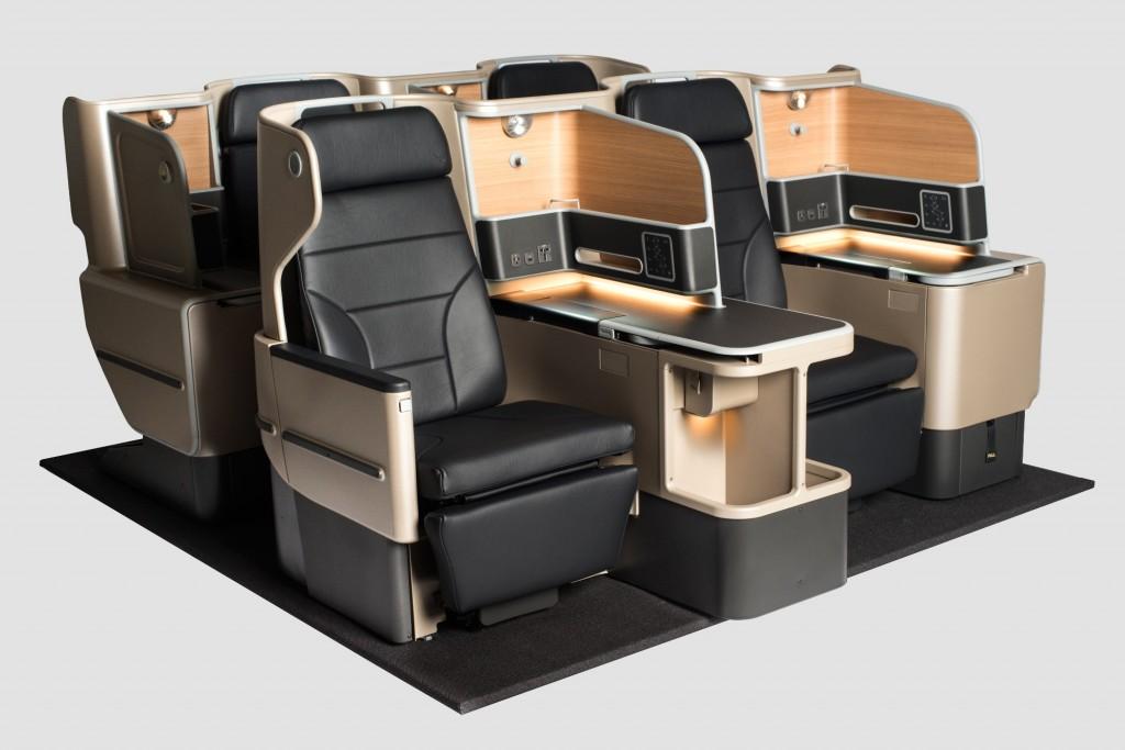 A businnes classon a kényelem és az ergonómia a legfontosabb. (Forrás: Qantas) | © AIRportal.hu