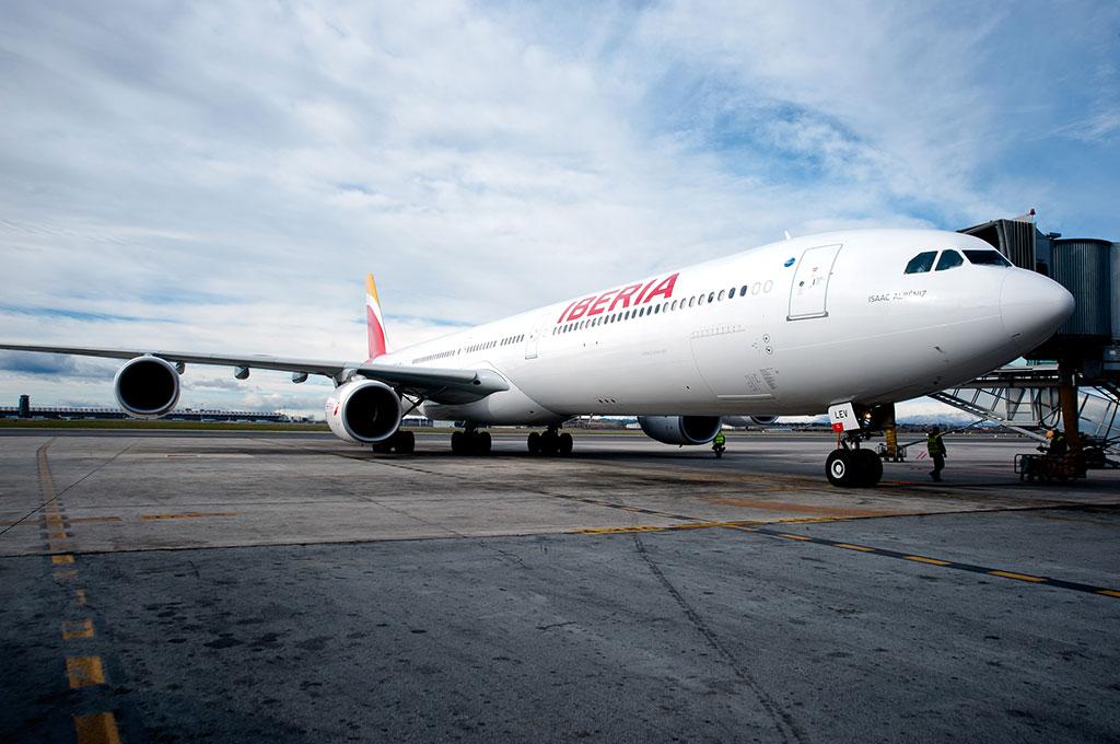 A Qatar leszögezi, az Iberia piacvezető a Latin-Amerikába irányuló forgalomban, de szerintük vannak még kihasználatlan kapacitásbeli lehetőségek. A képen a spanyol flotta zászlóshajója, az Airbus A340-600-as látható. (Fotó: Iberia) | © AIRportal.hu