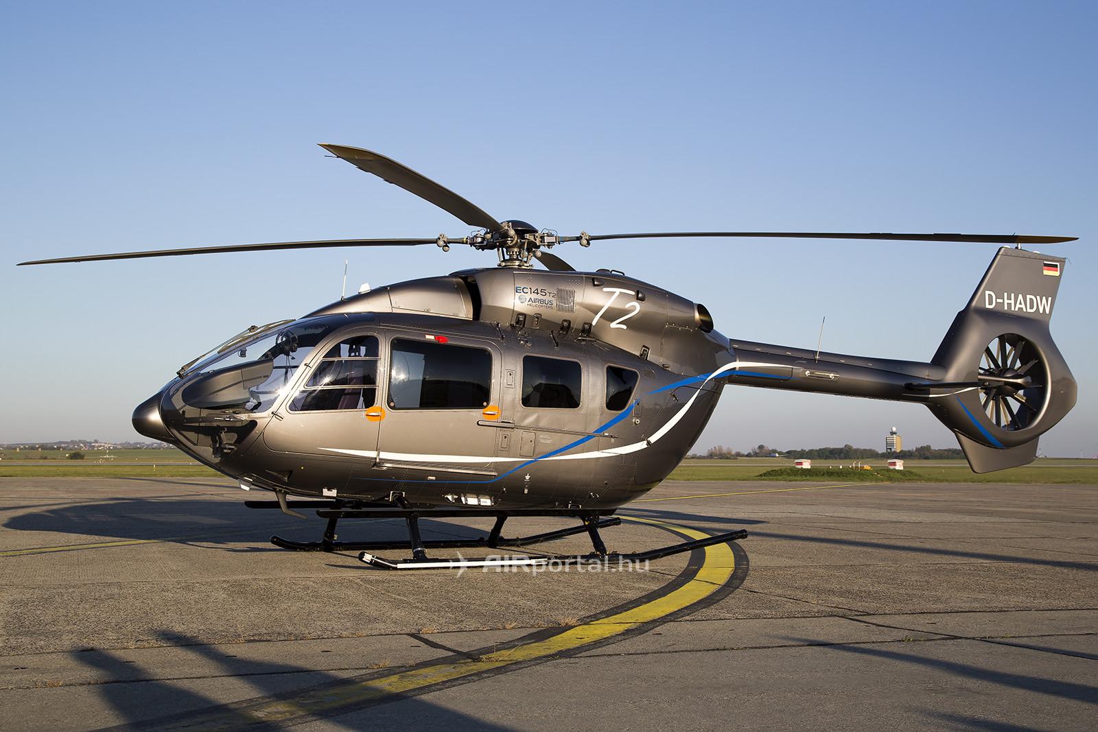 D-HADW Airbus Helicopters EC 145T2 (Fotó: AIRportal.hu)   © AIRportal.hu