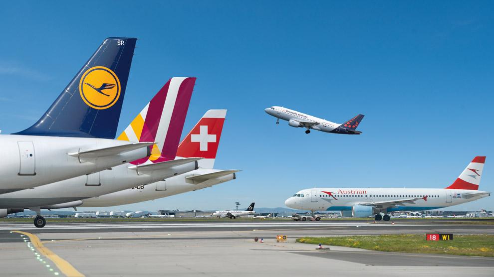 Az LH Group légitársaságok. (Forrás: Lufthansa) | © AIRportal.hu