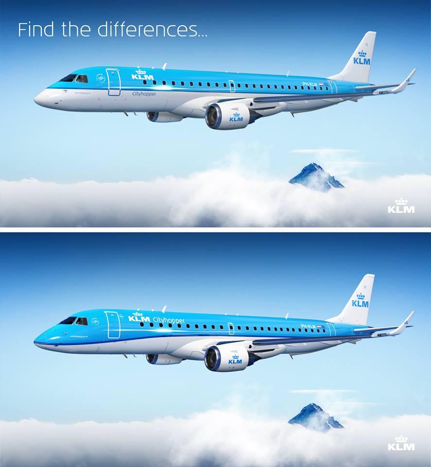 Találd meg a különbséget a régi és az új festés közt! | © AIRportal.hu