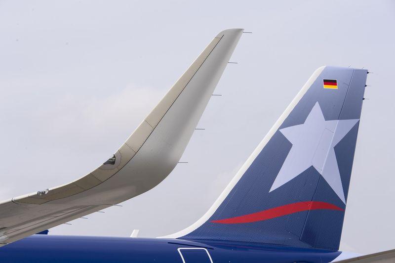 A LAN-flottában már tavaly április óta vannak sharkletes A320-asok. (Fotó: Airbus) | © AIRportal.hu