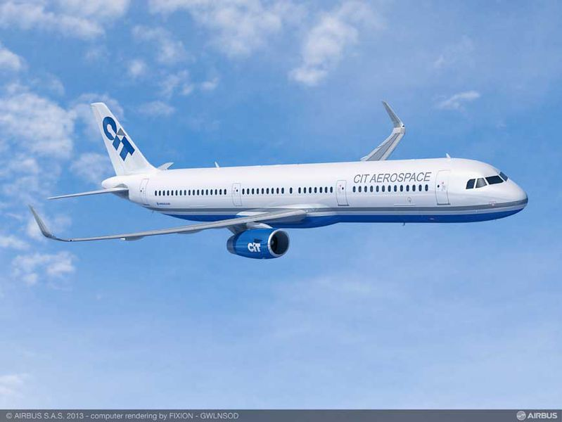 Airbus A321ceo. (Forrás: Airbus) | © AIRportal.hu