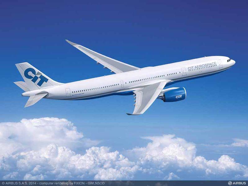 Airbus A330-900neo. (Forrás: Airbus) | © AIRportal.hu