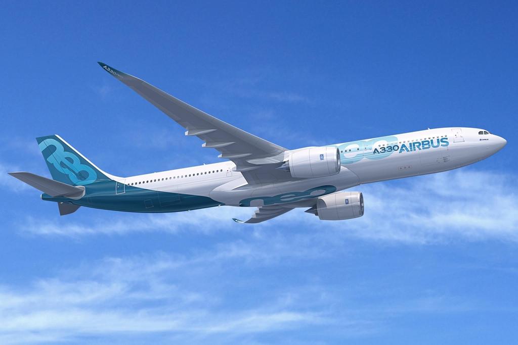 Airbus A330-900neo látványterv. (Forrás: Airbus) | © AIRportal.hu