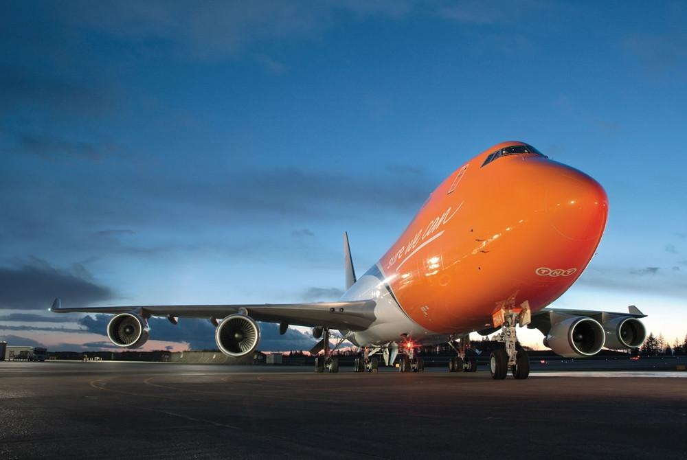 TNT Airways Boeing 747 Freighter. (Fotó: TNT)   © AIRportal.hu