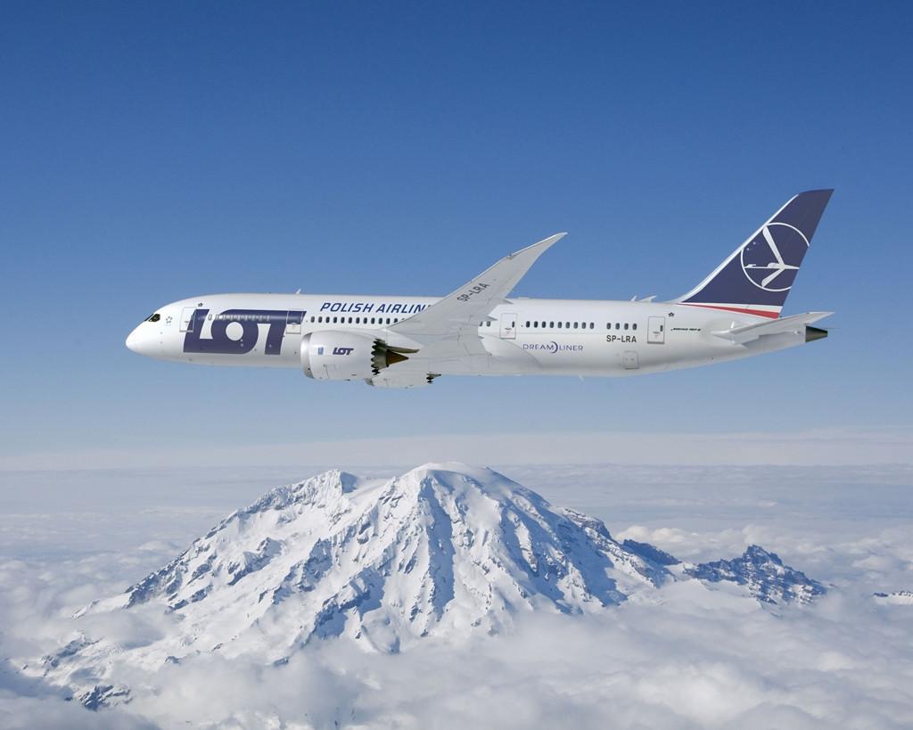 A LOT Dreamlinerei egyenként összesen 252 utas szállítására alkalmasak. (Fotó: Boeing Company) | © AIRportal.hu