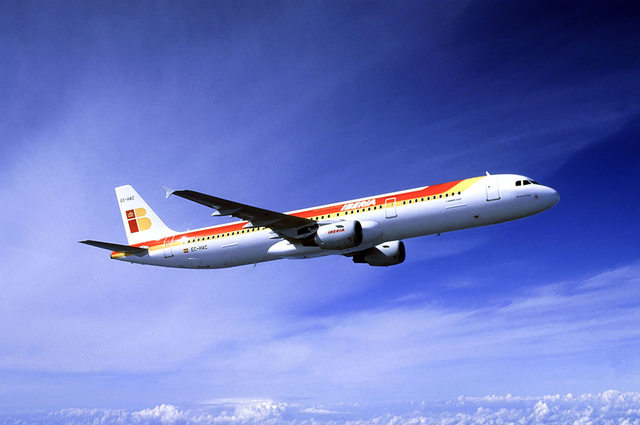Iberia Airbus A321. (Fotó: Iberia) | © AIRportal.hu