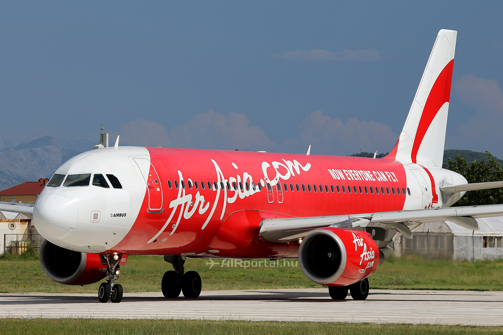 Egy ehhez hasonló repülőgép tűnt el vasárnap hajnalban. (Fotó: AIRportal.hu) | © AIRportal.hu