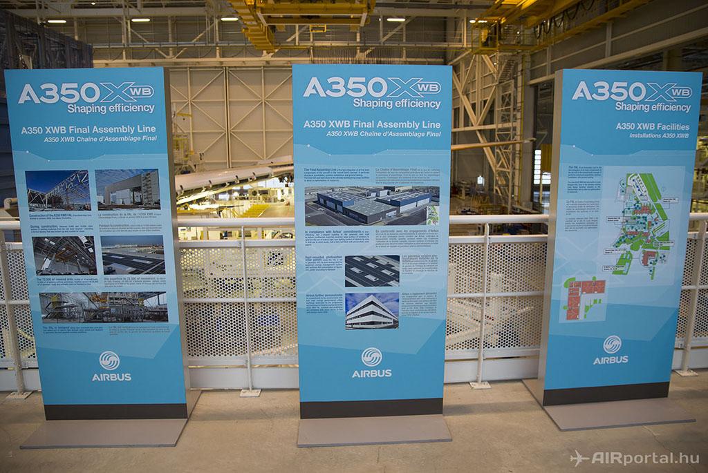 ...ahogy az épület környezettudatos építését és üzemeltetéséről is részletes tájékoztatók olvashatók. (Fotók: AIRportal.hu)   © AIRportal.hu