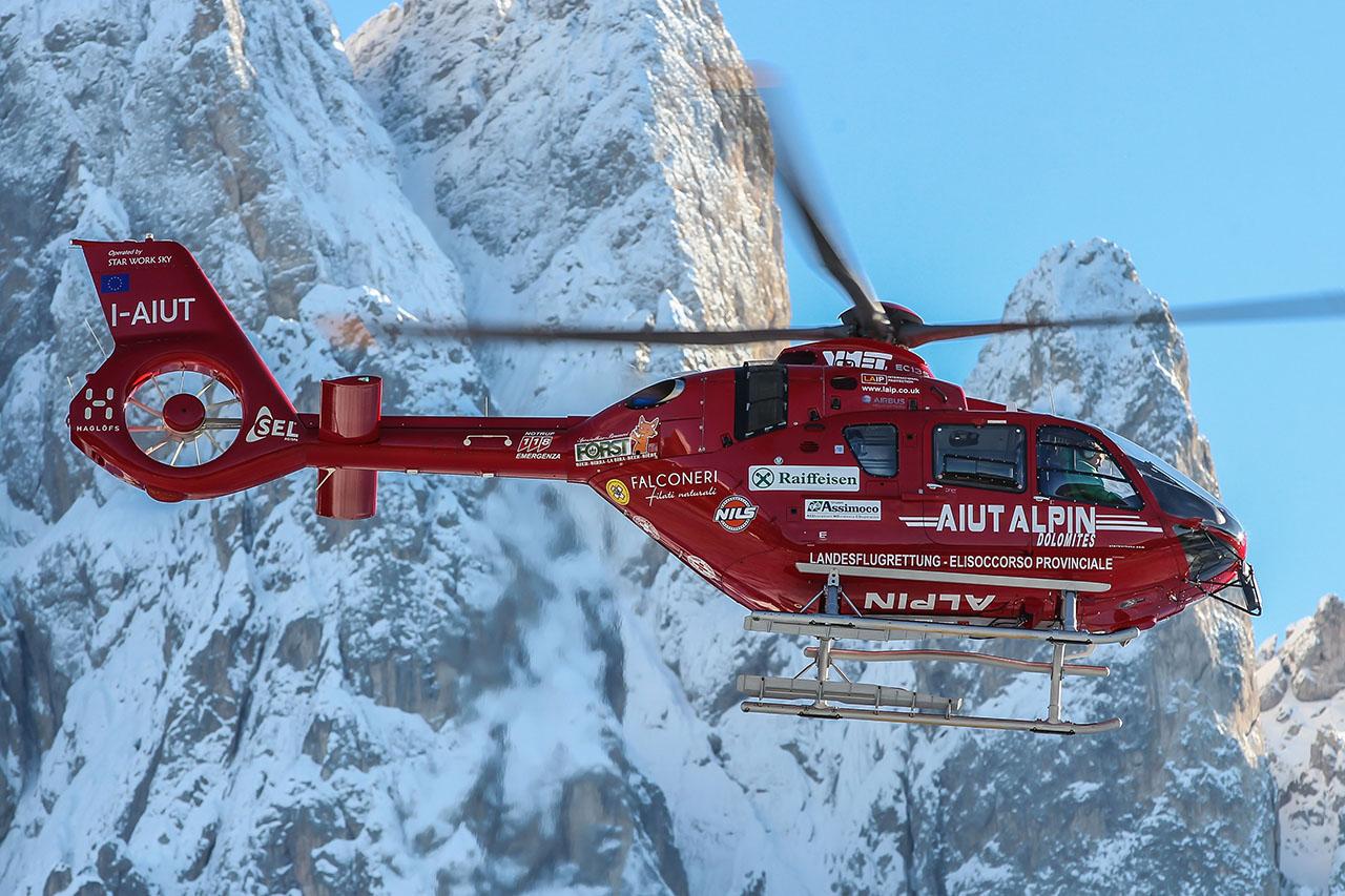 EC135 T2 (Fotó: Airbus Helicopters)   © AIRportal.hu